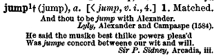 "a Century Dictionary definition of ""jump"""