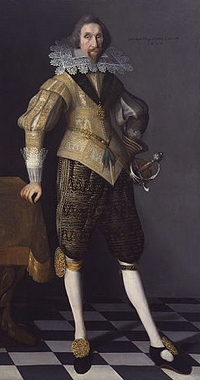 James Hay, English ambassador to France in 1604